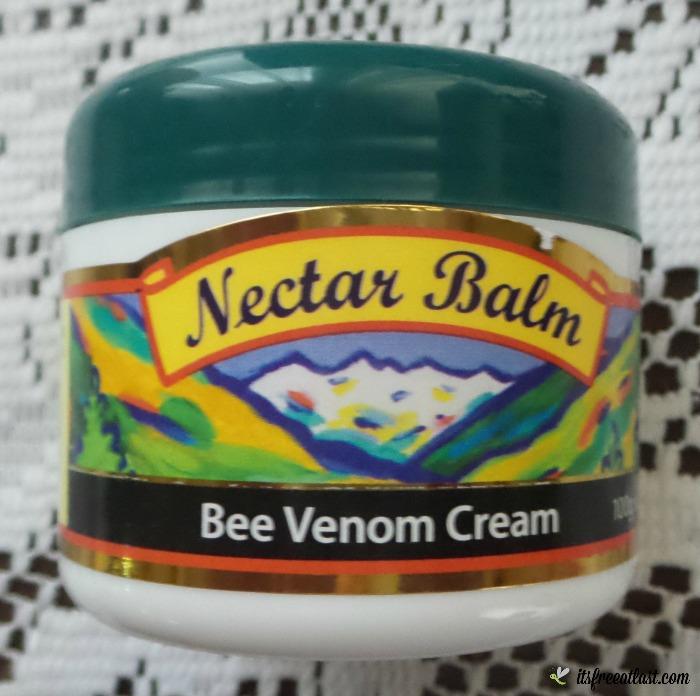 Nectar Balm - Manuka Honey & Bee Venom Cream