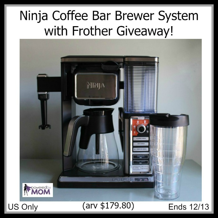 Ninja Coffee Bar Brewer System with Frother Giveaway! - It s Free At Last