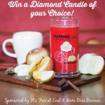 Warm your Senses this New Year – Win a Diamond Candle of Your Choice