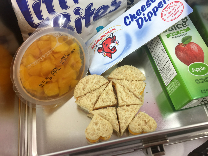 Del Monte Life of the Lunchbox
