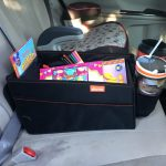 Make Traveling Easier With the Diono Travel Pal Car Seat Organizer