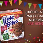Entenmann's® Little Bites® Chocolate Party Cakes Available Now (Win Prize Pack)