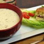 Idahoan® Premium Steakhouse® Potato Soup and Hawaiian Ham & Cheese Sliders for a Hearty Meal #IdahoanSteakhouseSoups