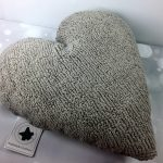 Lorena Canals Heart-Shaped Cushions Perfect Valentine's Day Gift of Comfort