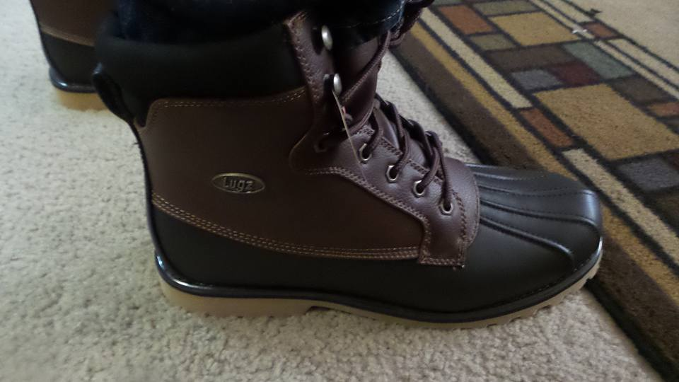aebb49646d2707 They are available in men s sizes 6.5-13 and can be conveniently purchased  online and sent to your door. LUGZ also offers stylish and colorful women s  boots ...