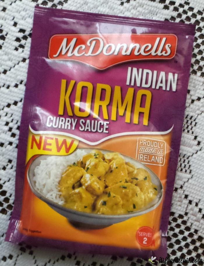 McDonnells Korma