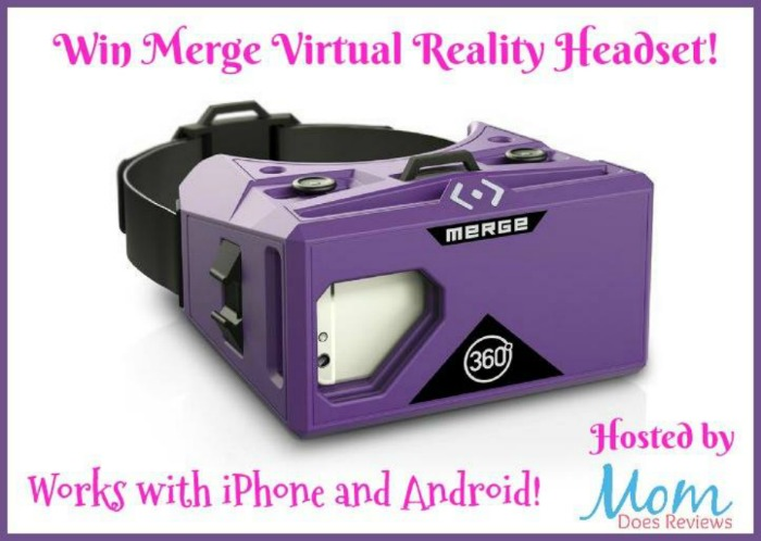 Merge Virtual Reality Headset Giveaway