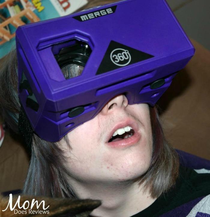Merge Virtual Reality Headset