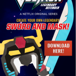 DreamWorks Voltron Legendary Defender Season 2 on Netflix January 20th