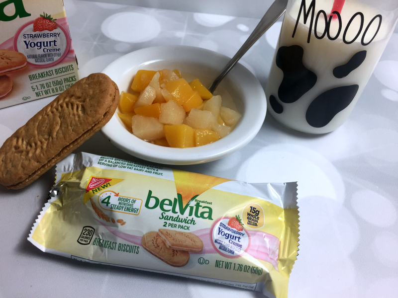 Delicious New belVita Breakfast Sandwiches Give Me Energy To Start My Morning