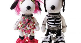 Snoopy and Belle In Fashion Exhibit Schedule and Exclusive with Jill Schulz #Snoopy #sbif-tour #PeanutsAmbassador