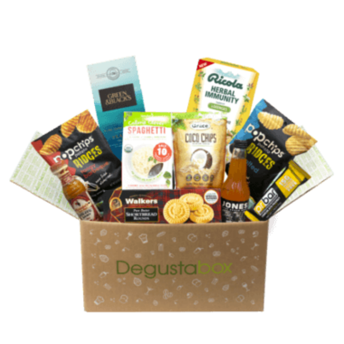 February Degustabox was Loaded with Mouth-Watering Surprises!