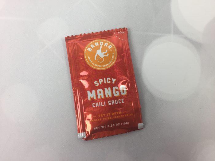 Bandar Spicy Mango Chili Sauce