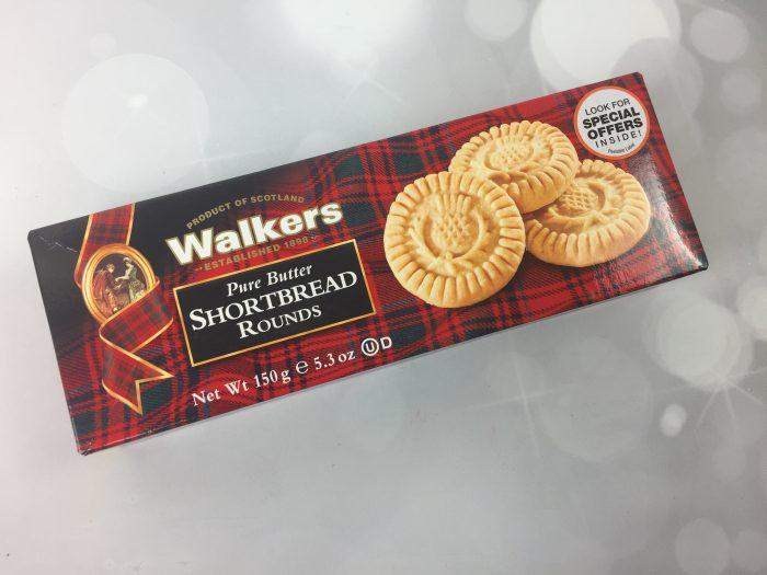Walker's Pure Butter Shortbread Rounds