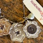 NEW Callista Charm Personalized Necklace by Isabelle Grace Jewelry #Review