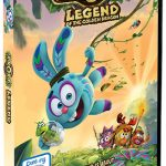 Kikoriki: Legend of the Golden Dragon on DVD March 7
