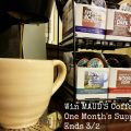 Enjoy a Month's Supply of MAUD'S Coffee Pods