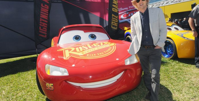 Owen Wilson as Grand Marshall of Daytona 500 & BRAND NEW Preview of Cars 3 – In Theaters June 16 #Cars3
