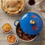 Williams Sonoma Debuts Limited Edition BEAUTY AND THE BEAST Le Creuset Cookware #BeOurGuest