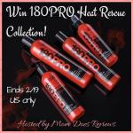 #Win 180PRO Heat Rescue Hair Care
