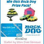 #Win #RockDog Prize pack with $50 Visa GC!
