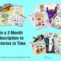 #Win 3-month Subscription to Mysteries in Time