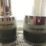 Renewed Skin Health with Columbia SkinCare Products #ColumbiaSkinCare #Probiotics AD