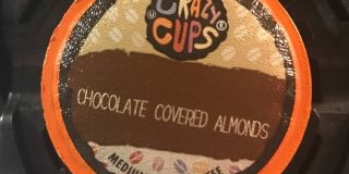 Warm Up With Crazy Cups March Flavor – Chocolate Covered Almonds Coffee #CrazyCups