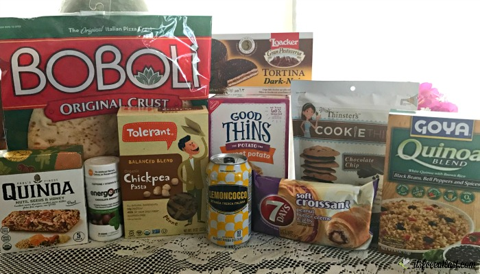 March Degustabox Brings Tons of Delicious Treats