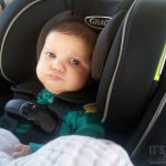 Finding Baby's Perfect Fit with the Graco® Extend2Fit® 3-in-1 Car Seat featuring TrueShield Technology