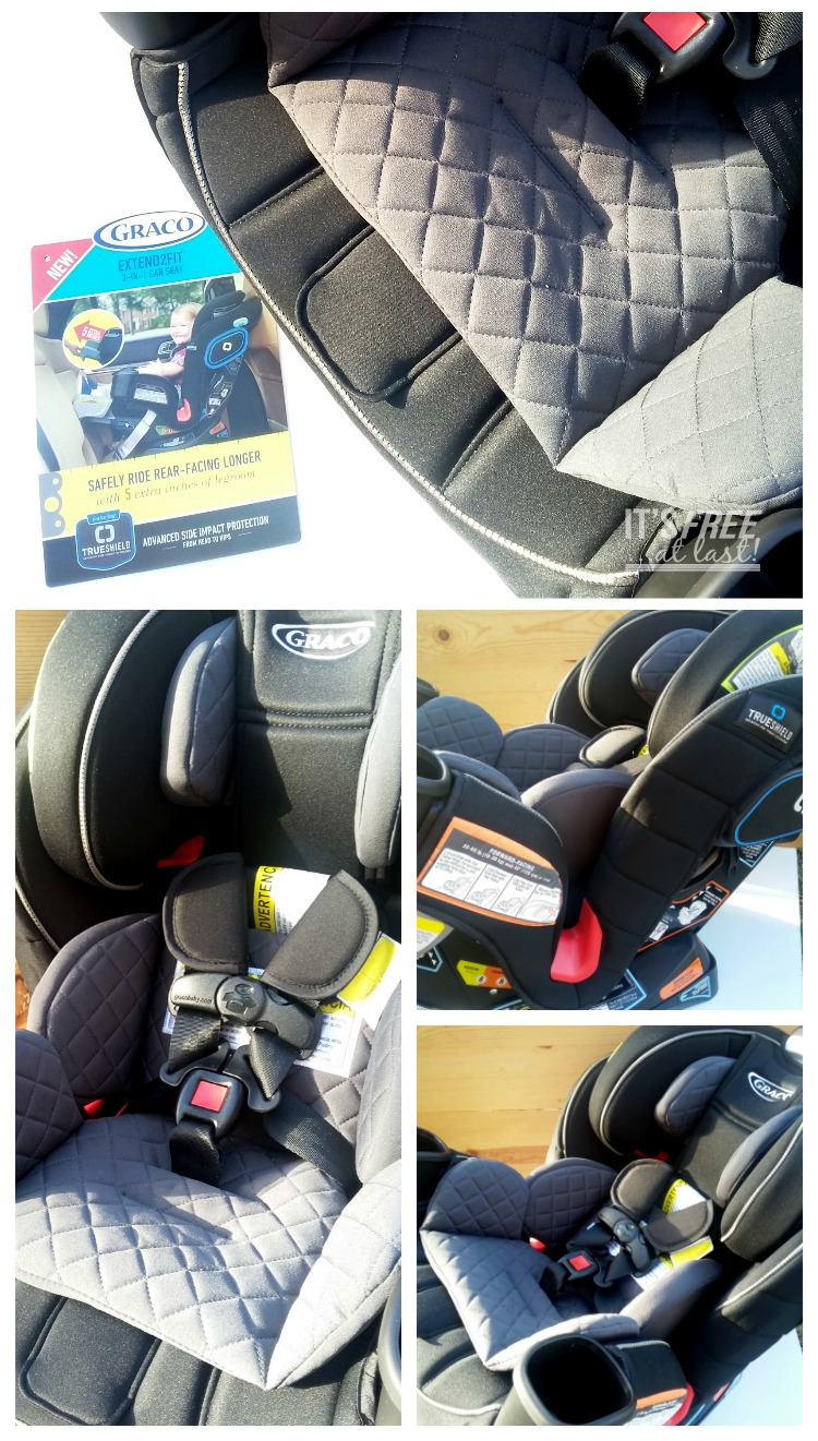Finding Baby\'s Perfect Fit with the Graco® Extend2Fit® 3-in-1 Car ...