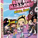 Gwen Stefani's animated TV Show KUU KUU HARAJUKU on DVD June 13