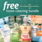 Grab 1 of 500 FREE Home Cleaning Bundles #GrabGreen500