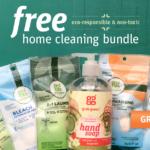 Grab 1 of 500 FREE Home Cleaning Bundles #GrabGreen500