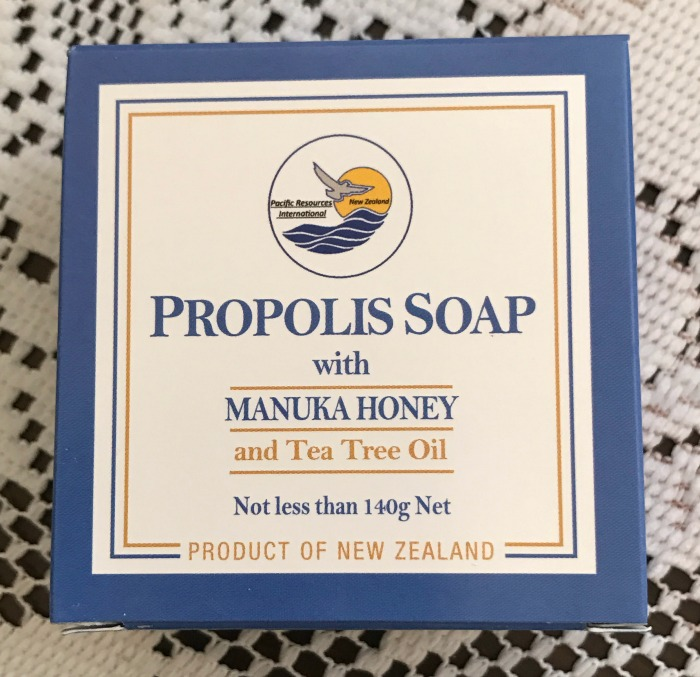 Propolis Soap with Manuka Honey