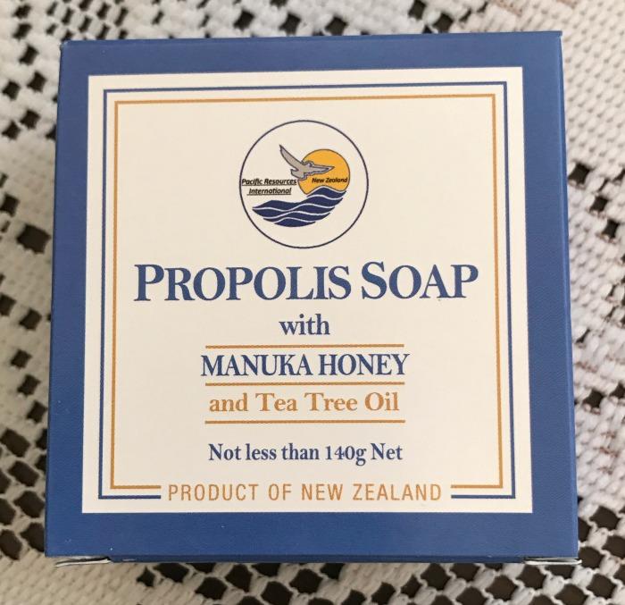 Propolis Soap with Manuka Honey