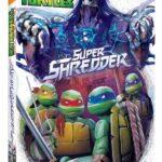 Teenage Mutant Ninja Turtles Super Shredder on DVD March 21