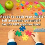 100 Free Skill Building Practice Questions for Pre-K to 8th Graders