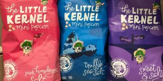 The Little Kernel Mini Popcorn Perfect Healthy Flavorful Snack