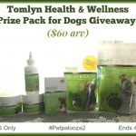 Tomlyn Health & Wellness Prize Pack for Dogs ($60 arv) Giveaway!