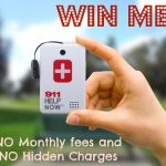 #Win a 911 Help Now™ Emergency Medical Alert