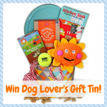 #Win Dog Lover's Gift Tin!