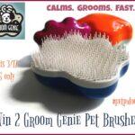 #Win 2 Groom Genie Pet Brushes! #Petpalooza2