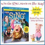 #Win SING movie on Blu-Ray! #SingMovie #SingSquad