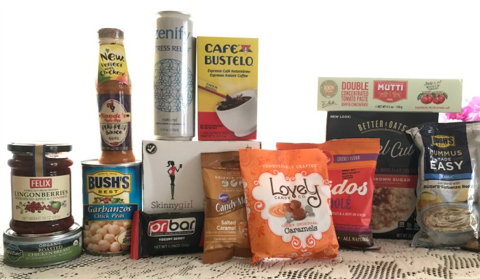 Lot of Flavor and Great Taste in April's Degusta Box #DegustaboxUSA