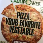 Enjoy all the flavor with fewer Calories – Delicious CauliPower Pizza Made with Fresh Vegetables #TRUSTTHECRUST
