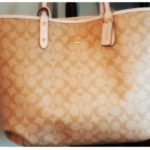 Reversible Coach Tote Handbag Perfect for Spring Accessory – Win one here