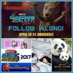 Springtime in L.A. includes Covering Guardians of the Galaxy Vol. 2 Red Carpet Premiere #GotGVol2Event