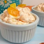 Mandarin Orange Salad with Pineapple & Cool Whip is the Perfect Dessert for a BBQ or Get-Together