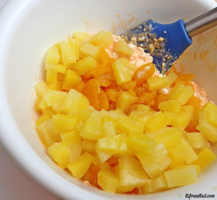 Mandarin Orange Salad With Pineapple Amp Cool Whip Is The